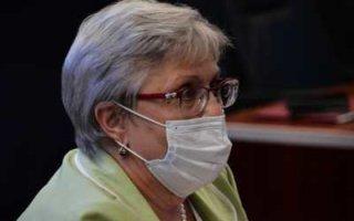 Главный санитарный врач призвала снова наказывать жителей области