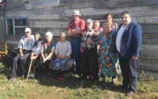 В Пугачевском районе власти бросили стариков на произвол судьбы
