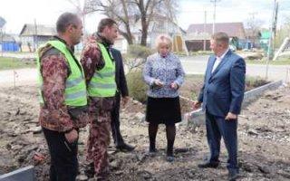 """Панков остался недоволен работами в рамках проекта """"На Иргиз – по теплому камню"""""""