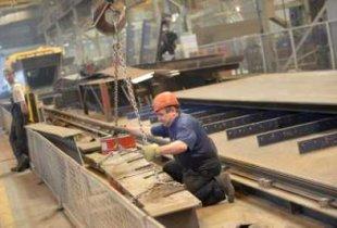 В области резко упало производство стройматериалов