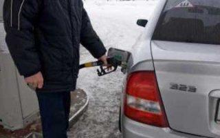 Депутаты оклемались от каникул и вдруг обнаружили, что в области самый дорогой бензин в Поволжье