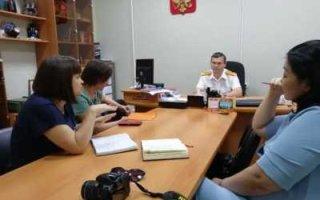 Павел Кос ответил на вопросы пугачевских журналистов