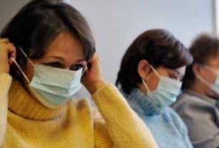 Областной Минздрав объявил о начале эпидемии гриппа и ОРВИ