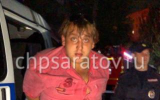 В Саратове задержали серийного поджигателя