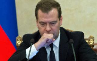 Путин назвал цену бензину и Медведеву