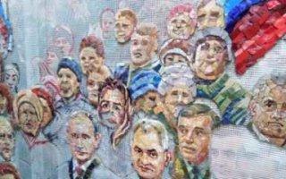 Храм в Подмосковье украсят изображениями Путина, Матвиенко, Володина…
