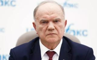 """Зюганов пригрозил """"поднять всю страну"""" на защиту Бондаренко"""