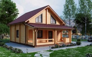Ипотеку распространят на деревянные частные дома