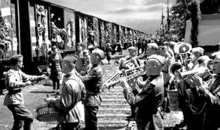 Сквозь суровые военные годы