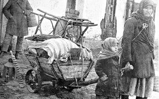 Коллективизация крестьянства время грозное