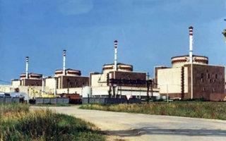 Пожар у атомной станции