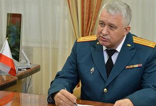 Новый военком Саратовской области