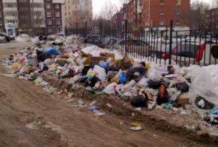 В Саратовской области установлен рекорд России по тарифам на вывоз мусора