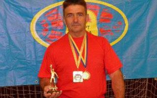 Чемпион Мира и Европы из Пугачева
