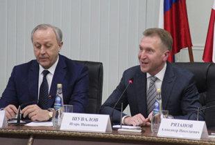 Вице-премьер подтвердил, что Радаева знают в Москве