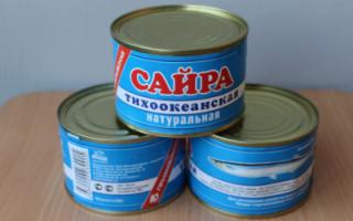 Российские торговые сети массово торгуют поддельными рыбными консервами