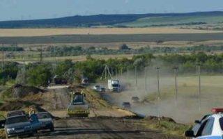Километр дороги в обход Пугачева обойдется в 250 млн. рублей