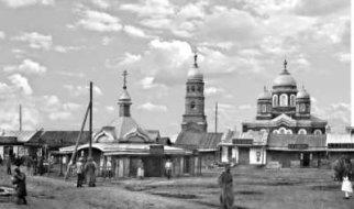 День рождения города на Иргизе