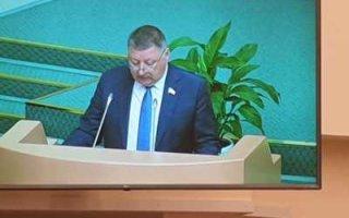Саратовскую облдуму возглавил бывший управляющий регионального отделения ПФР