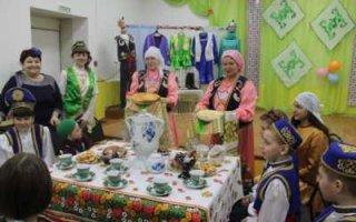 В рамках недели татаро – башкирской культуры