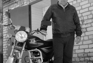 Житель города выиграл мотоцикл