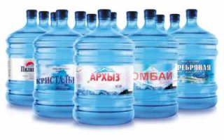 Бутилированная вода. Роскачество предупреждает об опасности воды из кулеров