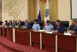 Похоронная команда губернатора Радаева