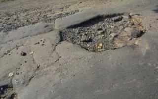 Худшие дороги в России