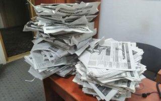Министр печати региона просит Стрелюхина признать СМИ пострадавшими из-за пандемии