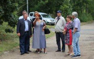 Места для ремонта тротуаров будут определять жители
