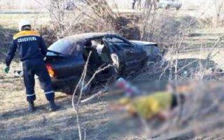 ДТП в Пугачевском районе. Погибли две пассажирки
