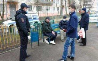 Реальный диалог спокойного человека и сотрудников полиции