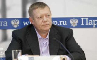 Депутат Госдумы Н. Панков вступился за коммунистов