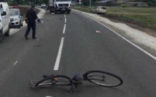 На подъезде к Пугачеву погиб велосипедист