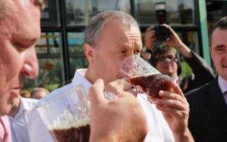 Скажи пиву: Нет!