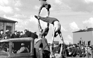 Спорт в послевоенное время