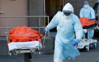 Россия приблизилась к рекорду по смертности от COVID