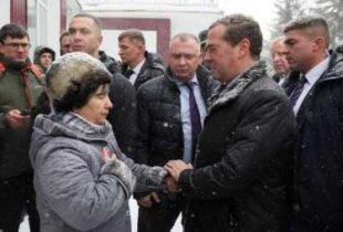 Обыкновенное чудо Дмитрия Медведева