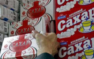 Начался рост цен на сахар
