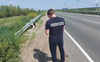 Дальнобойщик нашел труп на обочине дороги Пугачев – Балаково