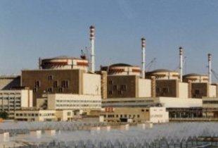 На атомной снова отключили энергоблок