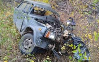 Смертельная авария в Пугачевском районе