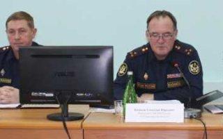 В Пугачеве прошла выездная коллегия УФСИН по Саратовской области