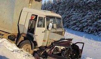 Смертельное ДТП в Пугачевском районе