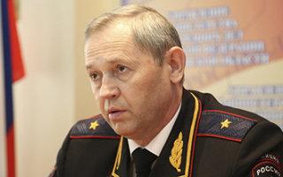 Саратовскую полицию возглавил генерал – майор Николай Трифонов