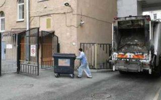 Плату за вывоз мусора снизят