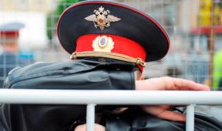 Житель Горного напал на полицейского