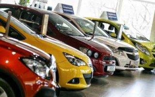 Резко выросли цены на автомобили