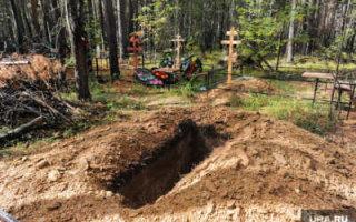 Смертность в России достигла миллиона человек в год