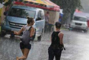 Аномальная жара и ливни